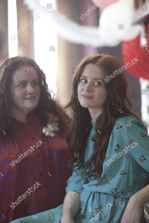 Jessica Gunning as Orla and Claire Foy as Charlotte