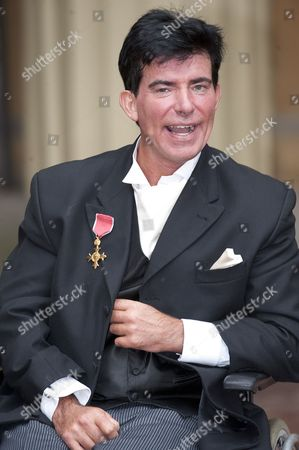 Stock Picture of Eddie Kidd OBE