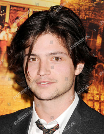 Stock Image of Thomas McDonell
