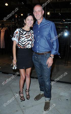 Magda Berliner and Alex Berliner