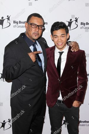 Editorial picture of Big Brothers, Big Sisters of Greater Los Angeles Rising Stars Gala, Los Angeles, America - 26 Oct 2012
