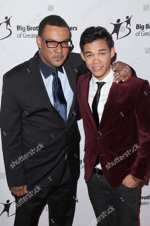 Editorial photo of Big Brothers, Big Sisters of Greater Los Angeles Rising Stars Gala, Los Angeles, America - 26 Oct 2012