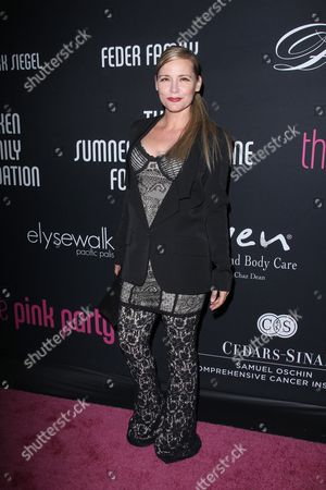 Editorial image of 8th Annual Pink Party, Los Angeles, America - 27 Oct 2012
