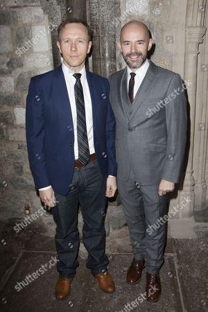 Daniel Crossley and Daniel Evans