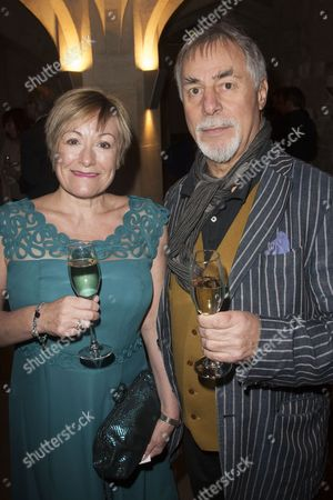 Gilly Tompkins and Barrie Rutter