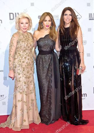 Ute Henriette Ohoven, Jennifer Lopez, Lynda Lopez