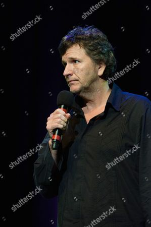 Editorial picture of Comedy Slam! at Queen Elizabeth Hall, London, Britain - 23 Oct 2012