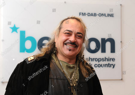 X Factor contestant Wagner Carrilho at Beacon Radio auditions in Wolverhampton