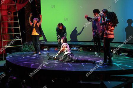 Stock Image of Emily S. Grosland, Sade Namei, Olivia Oguma, Ashley Bryant, Molly Carden, Joaquina Kalukango