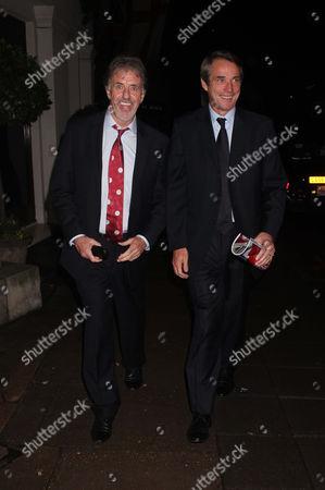 Mark Lawrenson and Alan Hansen
