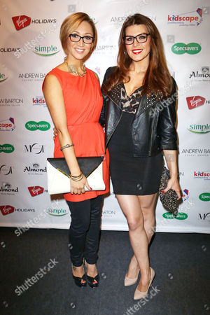 Carolynne Poole and Lucy Jo Hudson