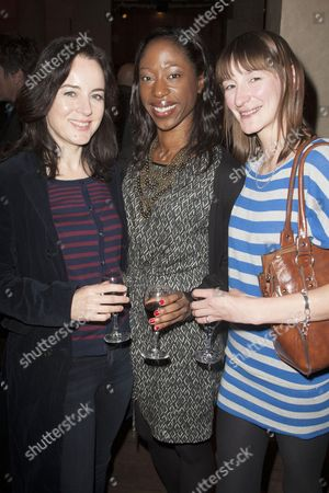 Amanda Drew, Nikki Amuka-Bird and Laura Elphinstone