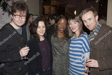 James Macdonald, Amanda Drew, Nikki Amuka-Bird, Laura Elphinstone and John Heffernan