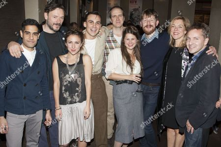 Editorial photo of 'NSFW' play after party on press night, Royal Court Theatre, London, Britain - 31 Oct 2012