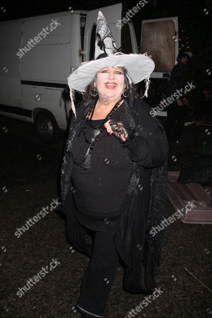 Editorial image of Jonathan Ross' Halloween Party at his home in Hampstead, London, Britain - 31 Oct 2012