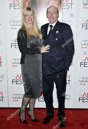 Ed Lauter & wife Marchell Williams