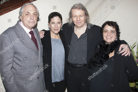 Max Weitzenhoffer (Producer), Kim Poster (Producer), Christopher Hampton (Adaptation) and Nica Burns (Producer)