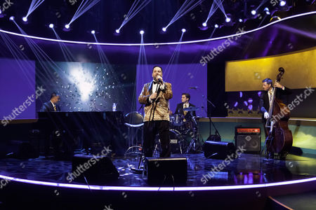 Editorial image of 'The Jonathan Ross Show' TV Programme, London, Britain - 03 Nov 2012