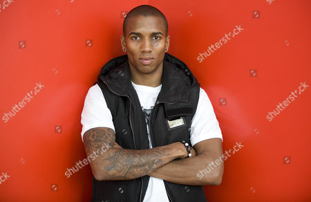 Man UTD's Ashley Young At Their Training Ground At Carrington. Feature With Martin Samuel.