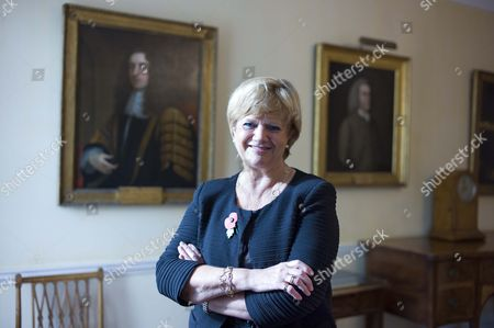 Stock Photo of Lady Justice Hallett For Martin Bentham Interview A.