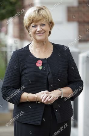 Stock Image of Lady Justice Hallett For Martin Bentham Interview A.