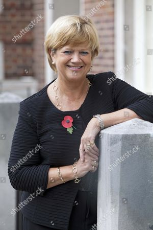 Stock Picture of Lady Justice Hallett For Martin Bentham Interview A.