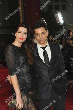 Stock Picture of Anabela Moreira and Joao Canijo