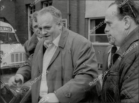 Sir Cyril Smith Mp (died 9/10) Leaving Birch Hill Hospital With His Brother Norman Smith.
