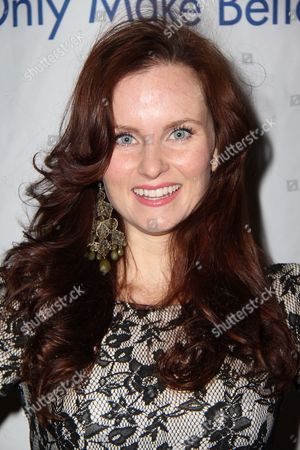 Editorial image of 13th Annual 'Make Believe on Broadway' gala, New York, America - 05 Nov 2012