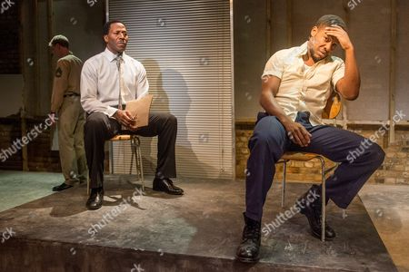 'but i cd only whisper' - Cornell S John and Adetomiwa Cole
