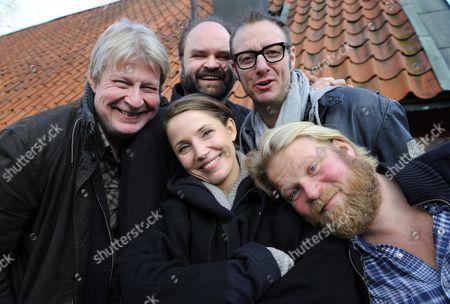 'Dag' - Rolf Lassgard, Atle Antonsen, Oystein Karlsen, Tuva Novotny and Anders Baasmo