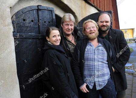 'Dag'  - Tuva Novotny, Rolf Lassgard, Sverige, Anders Baasmo and Atle Antonsen