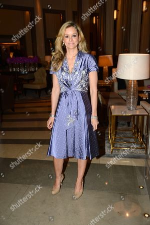 Editorial image of The Great Boodles Bangle launch party, Corinthia Hotel, London, Britain - 06 Nov 2012