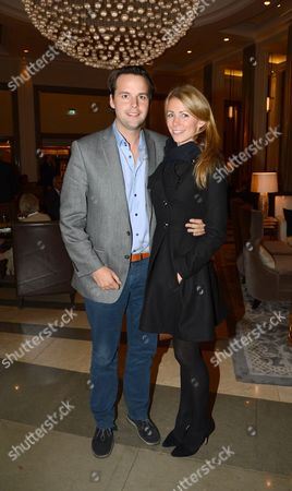 Editorial photo of The Great Boodles Bangle launch party, Corinthia Hotel, London, Britain - 06 Nov 2012