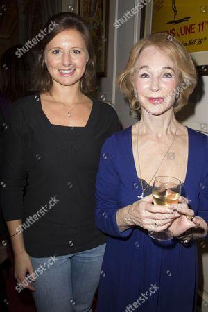 Gail Jermyn and Shirley Anne Field