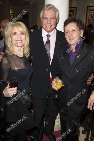 Judy Rogers, Jess Conrad and Frank Allen