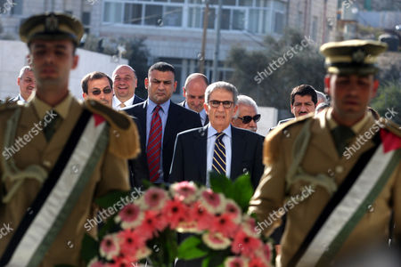 Egyptian politician and former Arab League Secretary-General, Amr Moussa