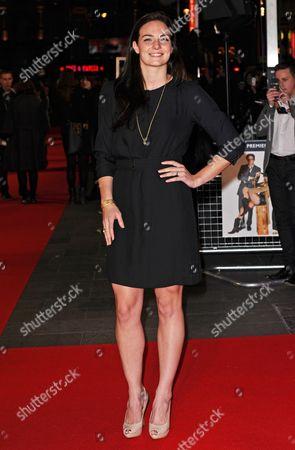Editorial image of 'Gambit' World Film Premiere, London, Britain - 07 Nov 2012