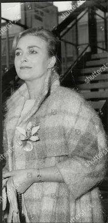 Barbara Jefford Actress 1965.