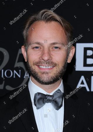 Editorial image of BAFTA Britannia Awards, Los Angeles, America - 07 Nov 2012