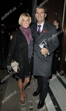 Caroline Feraday and guest