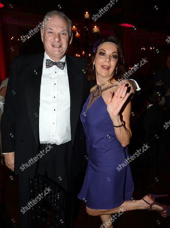 Jeff Salmon and Susan Young