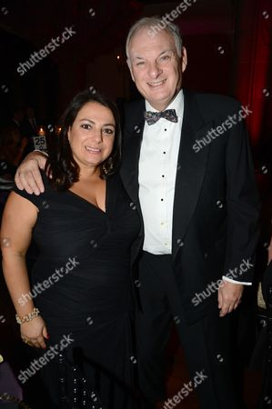 Stock Image of Guest and Jeff Salmon