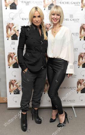 Stock Image of Meg Mathews and Rachel Galley