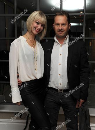 Rachel Galley and Paul Henderson
