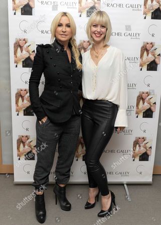 Meg Mathews and Rachel Galley