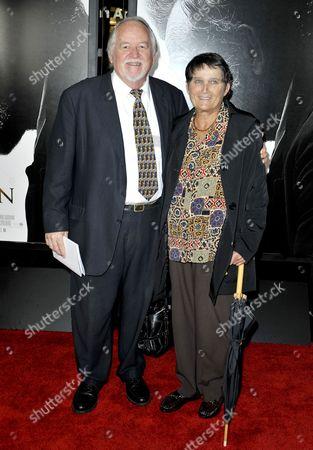 Dakin Matthews and Anne Marie McNaughton