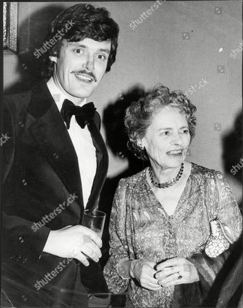Actress Dame Celia Johnson With Simon Williams Dame Celia Elizabeth Johnson Dbe (18 December 1908 A 25 April 1982) Was An English Actress. She Began Her Stage Acting Career In 1928 And Subsequently Achieved Success In West End And Broadway Productions. She Also Appeared In Several Films Including The Romantic Drama Brief Encounter (1945) For Which She Received A Nomination For The Academy Award For Best Actress. She Was Nominated For Bafta Awards On Five Occasions And Won Twice For Her Work In The Film The Prime Of Miss Jean Brodie (1969) And For The Television Production Mrs. Palfrey At The Claremont A Bbc Play For Today Broadcast In 1973. Much Of Her Later Work Was For Television And She Continued Performing In Theatre For The Rest Of Her Life. She Died Suddenly From A Stroke.