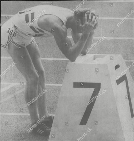 Athlete David Jenkins After Finishing 7th In The 400 Metres Final David Andrew Jenkins (born 25 May 1952) In Pointe-e-pierre Trinidad And Tobago: British West Indies The Son Of An Oil Refinery Manager Was A Scottish Athlete Who Competed Mainly In The 400 Metres. Jenkins Is A Serial Entrepreneur And Inventor Within The United States Sports Nutrition Industry And Is An International Multi-patent Holder. As President And Chief Executive Officer Of Next Proteins Inc. Jenkins Is The Creator Of The Worldas First Carbonated Protein Drinks. This Technology Is Embodied In Six Patents Issued In The U.s. As Well As In More Than 32 Countries Representing The Majority Of The Worldas Population. Jenkins Founded And Incorporated Next Proteins Inc. Based In Carlsbad California In 1988. Under His Direction And With 100 Percent Personal Funding Next Proteins Grew From A Garage Start Up With $50 000 In Capital To A Leader In U.s. Whey Protein Products. Jenkins Was Educated At Edinburgh Academy Where He Excelled At Sport. He Started Off As Scottish 100/200/400 Champion Followed By His First Of 6 Aaa's 400metre Titles. Also In 1971 Still Aged Only Nineteen Jenkins Won The 400 Meters At The European Athletics Championships In Helsinki He Went On To Compete For Great Britain In The 1972 Summer Olympics Held In Munich Germany In The 4 X 400 Metre Relay Where He Won The Silver Medal With His Team Mates Martin Reynolds Alan Pascoe And David Hemery. In 1974 He Won The Silver Medal On The 400 Meters At The European Athletics Championships In Rome As Well As The Gold Medal In The 4x 400 Metre With His Team Mates Glen Cohen William Hartley And Alan Pascoe. In 1975 He Was United States Of America 400 Metre Champion With His Fastest Time Of His Career 44.93 Which Was A British Record At The Time. In 1978 He Won A Gold Medal Competing For Scotland At The Commonwealth Games In Edmonton Canada In The 4 X 100 M Relay Alongside Cameron Sharp Allan Wells And Drew Mcmaster. In 198.