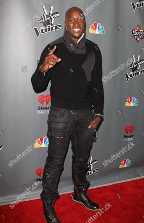 Editorial picture of 'The Voice' Season 3 Top 12 Party at the House of Blues in West Hollywood, America - 08 Nov 2012